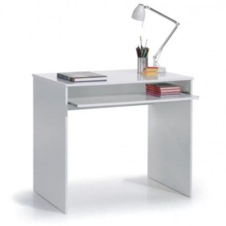 Mesa de ordenador juvenil iJOY de 90x54 h-79 cm.