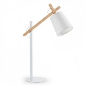 Lámpara de mesa JOVIK blanco