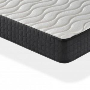 Pack Ahorro Cama Completa BASIC V21 - Colchón viscoelástico ROLL 21+ Somier Basic KIT+Almohada de Visco ROLL