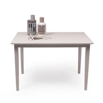 Mesa de comedor KANSAS gris